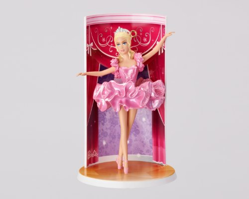 Prima Ballerina Barbie Ornament