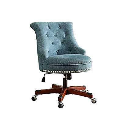 Office Chairs Color Aqua