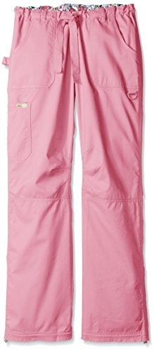 Koi-Womens-Lindsey-Ultra-Comfortable-Cargo-Style-Scrub-Pants-Tall-Sizes