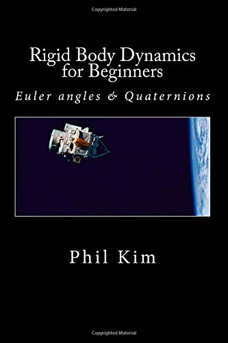 Rigid Body Dynamics For Beginners: Euler angles & Quaternions