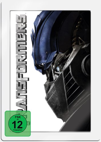 Transformers (2 Discs, limited Steelbook Edition)