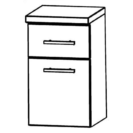 Puris Speed (UNA343A Bathroom Cabinet 30 CM
