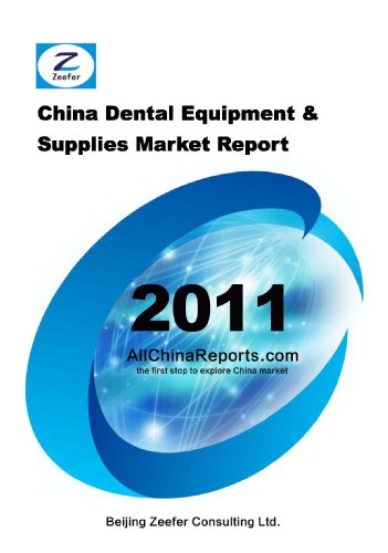 China Dental Equipment & Supplies Market Report