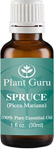 Wild Black Spruce Essential Oil. 30 ml. 100% Pure, Undiluted, Therapeutic Grade.