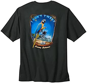 Tommy bahama i don 39 t tweet t shirt coal for Where to buy tommy bahama shirts