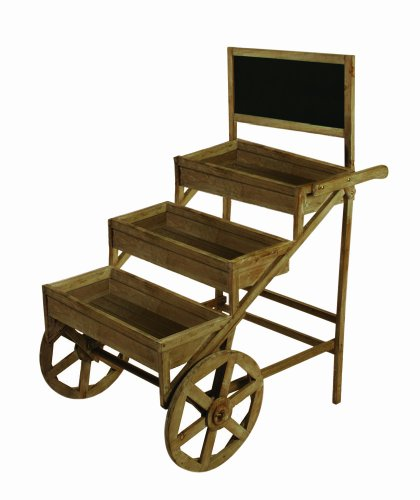 Party food ideas include drink stations too for Woodworking cart