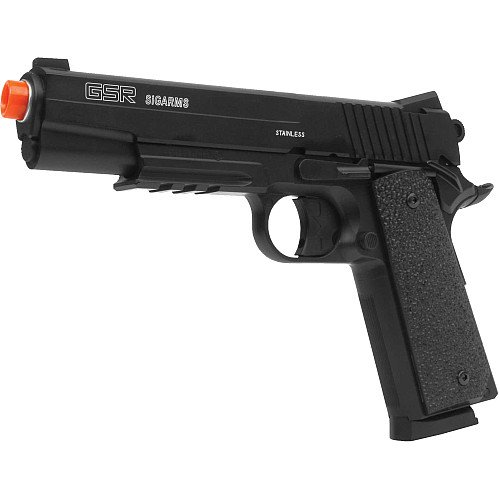 SIG Sauer GSR CO2 w/Metal Slide Pistol airsoft