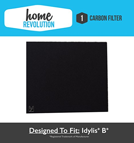 Idylis B Home Revolution Brand Replacement Carbon Filter; Fits Idylis B, Compare to Part # IAF-H-100B, 302656