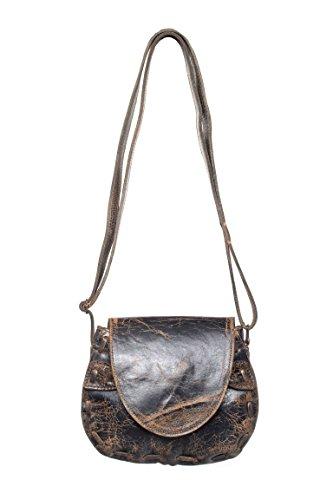 Hermosa Crossbody Braid Bag
