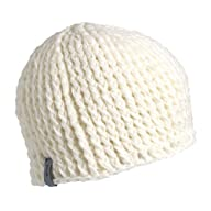 FU-R Headwear - Gimlet, Hand Knit, Fully Fleece Lined Beanie Hat