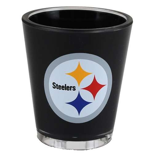 Pittsburgh Steelers Shot Glass from Duck House