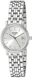 Tissot Women's T52128131 T-Classic Desire Stainless Steel Watch