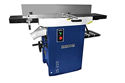RIKON Power Tools 25-210H 12-Inch Planer/Jointer with Helical Head