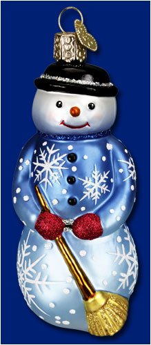 Candy Mold Snowman