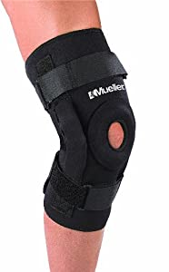 Mueller Hinged Knee Brace Deluxe, XX-Large, 1-Count Package