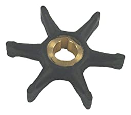 Sierra International 18-3003 Marine Neoprene Impeller with 6 Fins for Johnson/Evinrude Outboard Motor