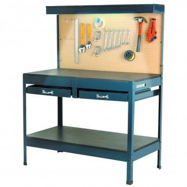 Multipurpose Workbench with Lighting and Outlet (Portable Tool Bench compare prices)