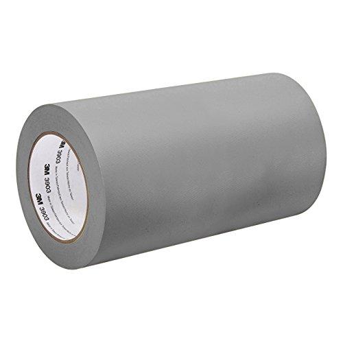tapecase-3-m-3903-125-in-x-50yd-grau-vinyl-gummi-kleber-1973-von-3-m-klebeband-3903-126-psi-zugfesti