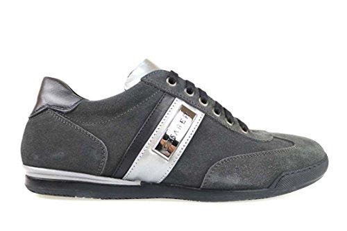 shoes-man-cesare-paciotti-40-eu-sneakers-black-grey-suede-am304