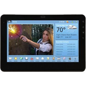 VIEWSONIC Viewsonic gTablet UPC300 2 2 10 1 LED Tablet Computer Tegra 2 250 1 GHz Black Catalog Category Computer Technology Computer Systems