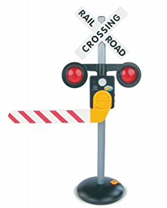 Amazon.com: Pavlov'z Toyz Talking Railroad Crossing Sign ...