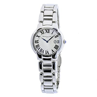 Raymond Weil Women's 5229-ST-00659 Jasmine Stainless-Steel Bracelet Watch