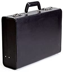 Korchmar MONROE Attache - Large (Black)