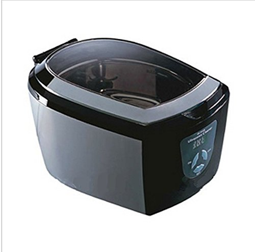 GOWE 750 ml Kunststoff Digital Ultraschallreiniger CD mit Timer