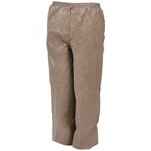Frogg Toggs Men's Ultra Lite Rain Suit, Khaki, Large