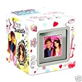 Senario High School Musical Digital Photo Cube in Pink and White