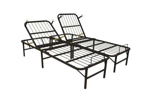 Hot Product Pragma Bed Simple Adjust Bed Frame, Head Only, King ...