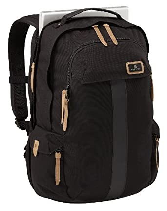 Eagle Creek Luggage Heritage Checkpoint Backpack, Black, One Size