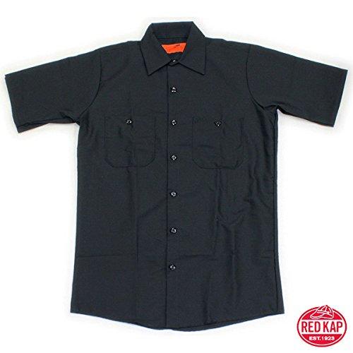 RED KAP(レッドキャップ)/SHORT SLEEVE SOLID WORK SHIRTS(半袖ソリッドワークシャツ)