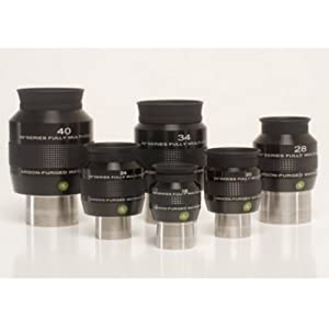 Explore Scientific 24mm 68 Degree Series Argon-Purged Waterproof Eyepiece EPWP6824-01