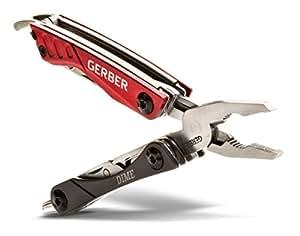 Gerber Dime Multi-Tool, Red [30-000417]