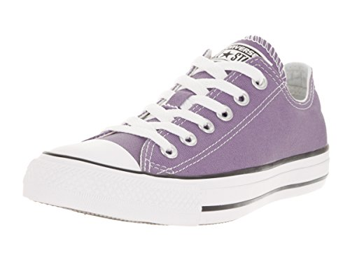 Converse Unisex Chuck Taylor All Star OX Sneaker Frozen Lilac 153873F (Mens 8/Womens 10)