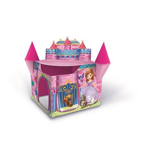Disney Sofia The First Princess Castle front-669441