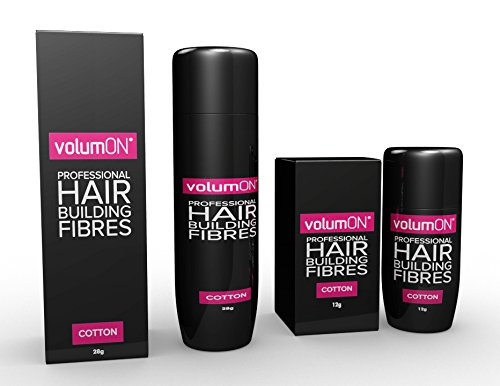 Volumon-Professional-Hair-Building-Fibres-Hair-Loss-Concealer-KERATIN-28g-Get-Upto-30-Uses-CHOOSE-FROM-8-COLOUR-SHADES