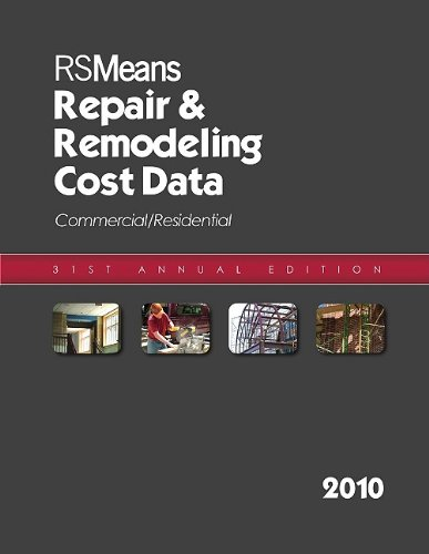 Means Repair & Remodeling Cost Data 2010 Book - Soft-cover - Robert S Means Co - RS-60040 - ISBN: 0876298277 - ISBN-13: 9780876298275