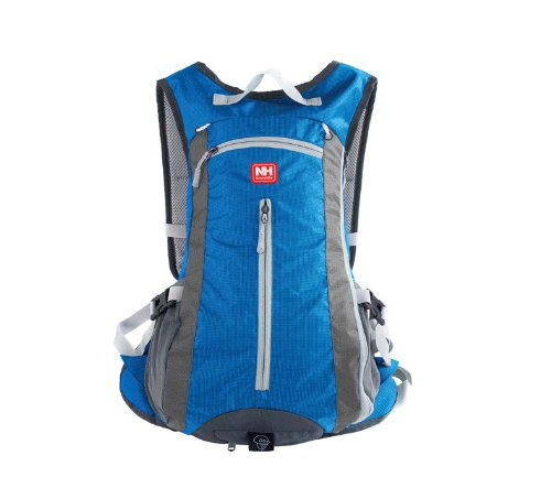 Naturehike Outdoor Backpack Climbing Backpack Sport Bag Camping Backpack (Light blue)
