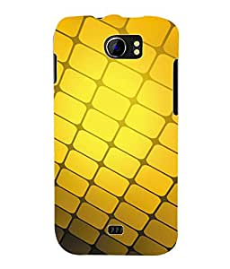 Fuson 3D Printed Pattern Designer Back Case Cover for Micromax Canvas 2 A110 / A110Q - D1103