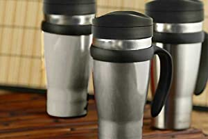Drive Time Travel Coffee Mug - Best Mug - Stainless Steel