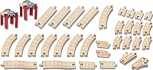 Thomas and Friends Wooden Railway - 5-in-1 Track Layout Pack