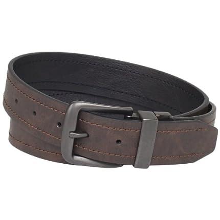 Dickies Men's 40 Milliimeter Reversible Belt With ...