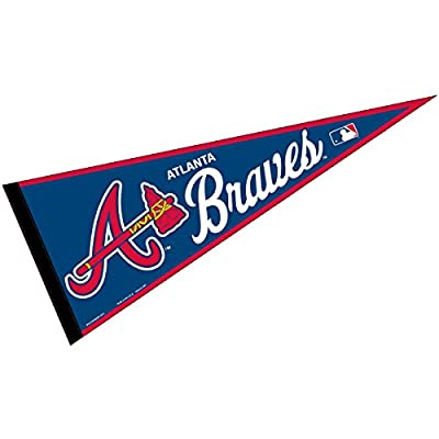 Atlanta Braves MLB Large Pennant