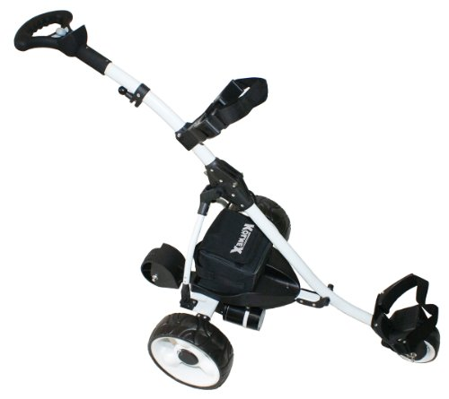 Kolnex Electric Golf Caddy, Trolley, Cart. Full Remote Control. Model VTS 361. Choice of 4 colors.