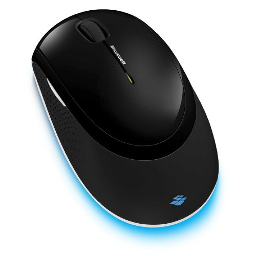 Microsoft Wireless Mouse 5000 with BlueTrack Technology (Black)