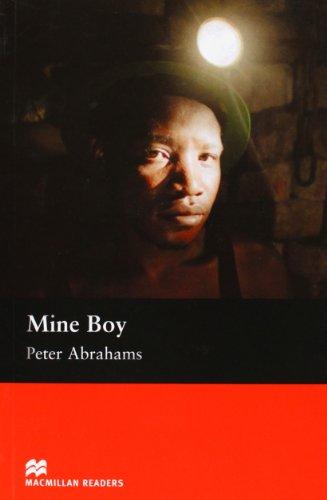 MR (U) Mine Boy: Upper (Macmillan Readers 2005)
