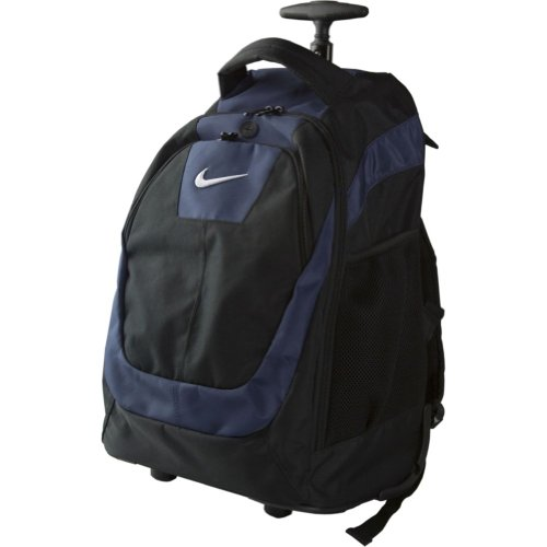 Nike Accessories Rolling Laptop Backpack (Midnight)