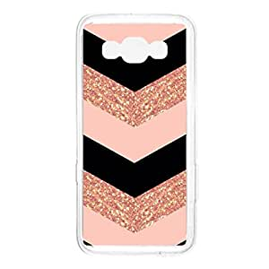 a AND b Designer Printed Mobile Back Cover / Back Case For Samsung Galaxy A7 (SG_A7_3140)